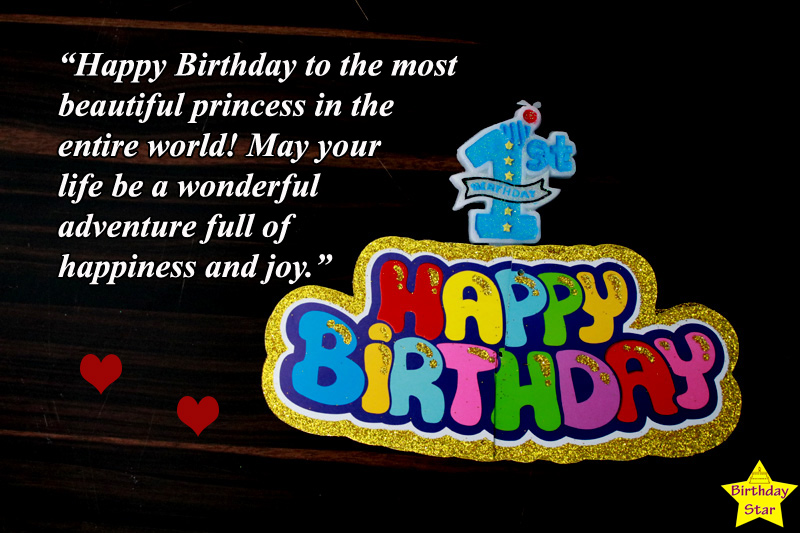 1st birthday quotes for baby girl from mom