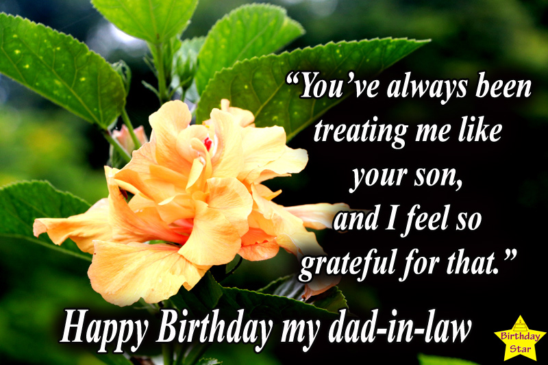 60th birthday quotes for father in law