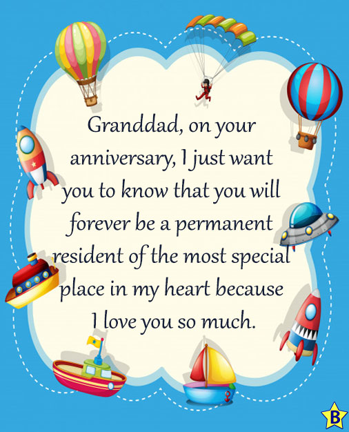 7 Birthday Messages for Grandfather
