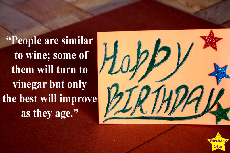 Beautiful Inspirational Birthday Quotes