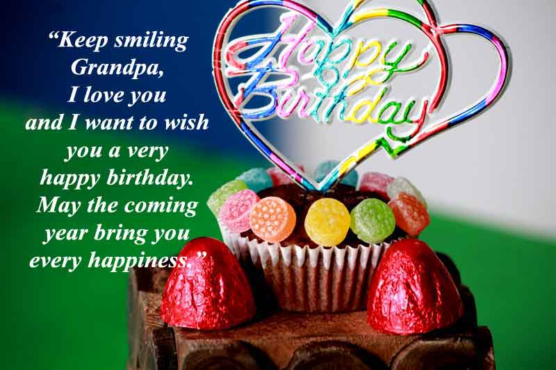 Birthday Quotes for Grandfather