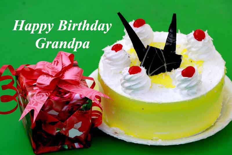 Birthday Quotes for Grandpa from Granddaughter
