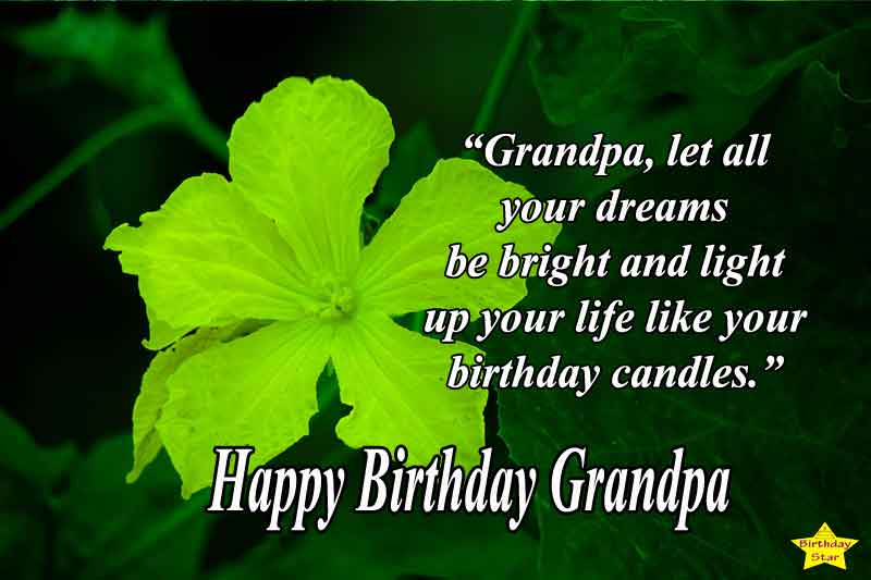 Birthday Quotes for Grandparents