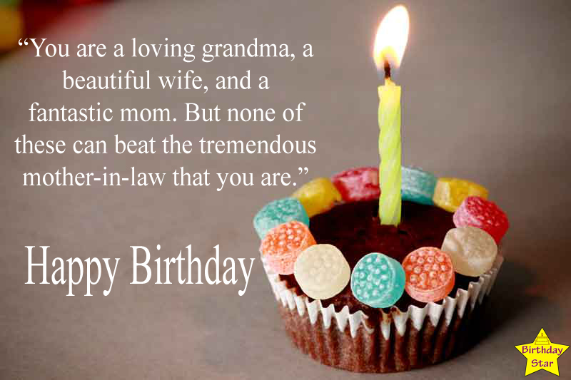 Happy Bday Quotes for Mother in law
