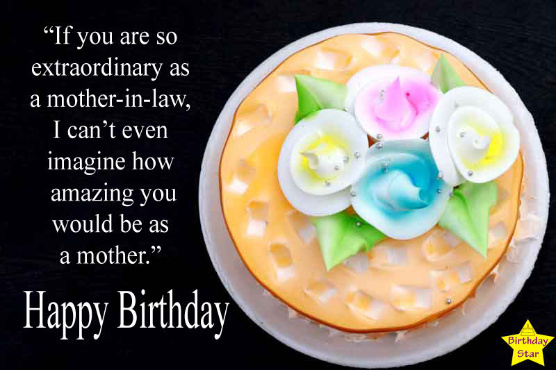 Happy Birthday Quotes for Future Mother In Law