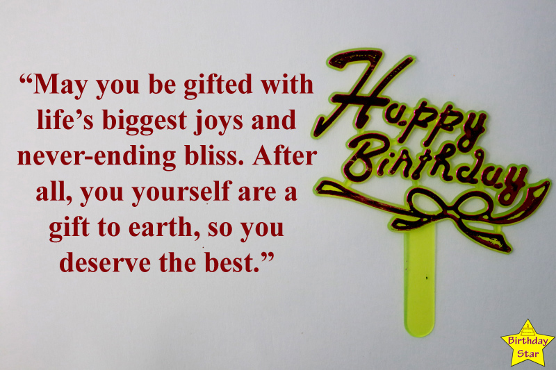 Inspirational Birthday Quotes for Teacher