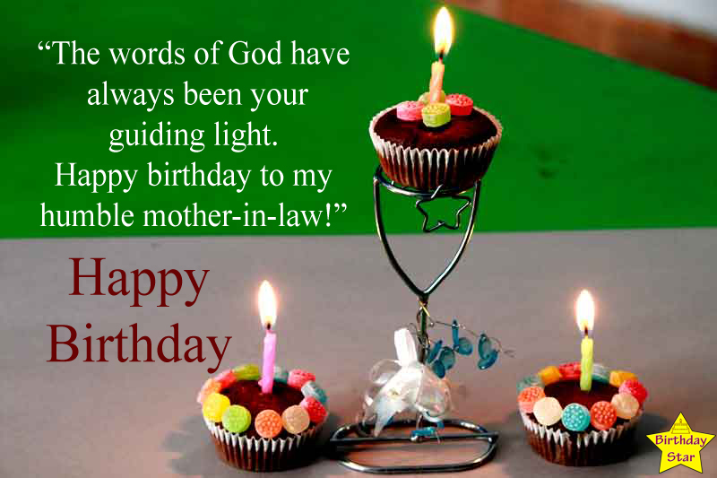 Religious Birthday Quotes for Mother In Law