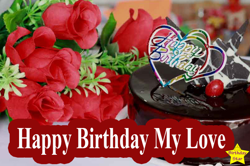 best birthday quotes for my love with flowers