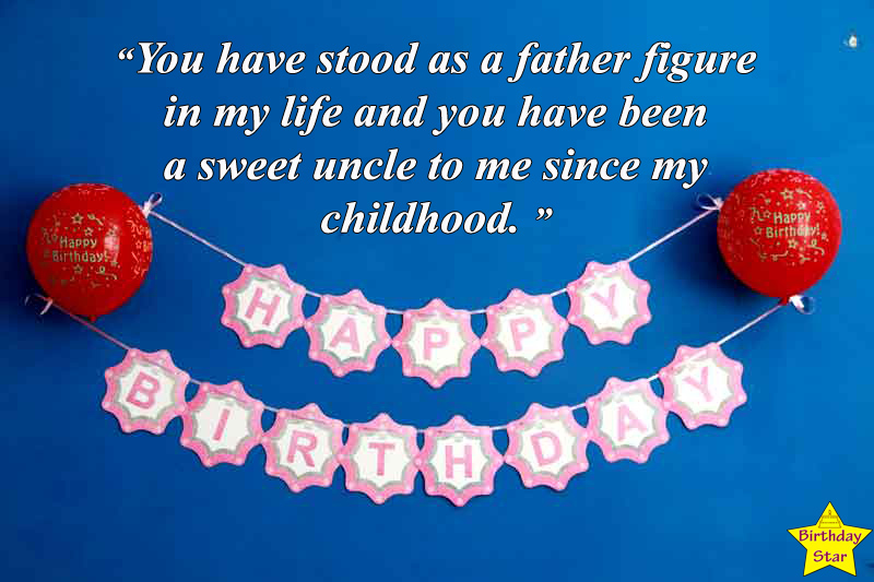best happy birthday quotes for uncle