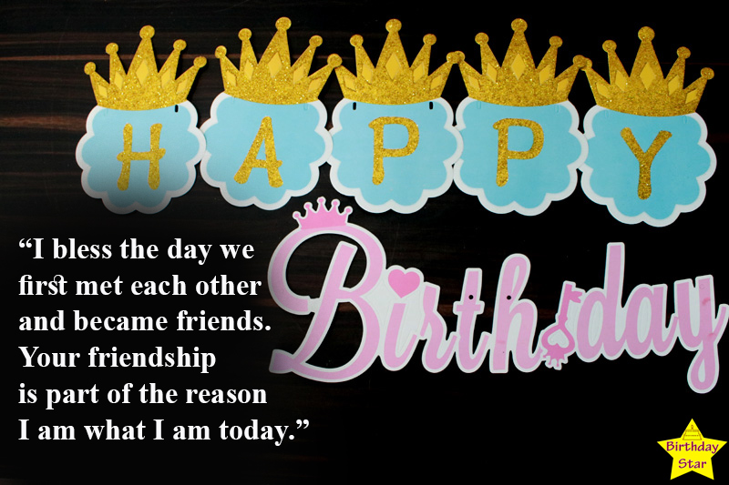 birthday quotes for a man friend