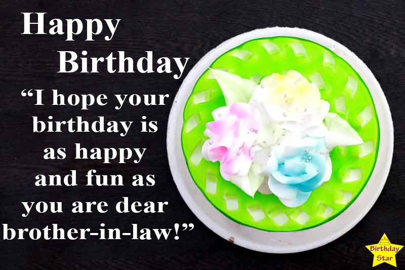 birthday quotes for brother in law images
