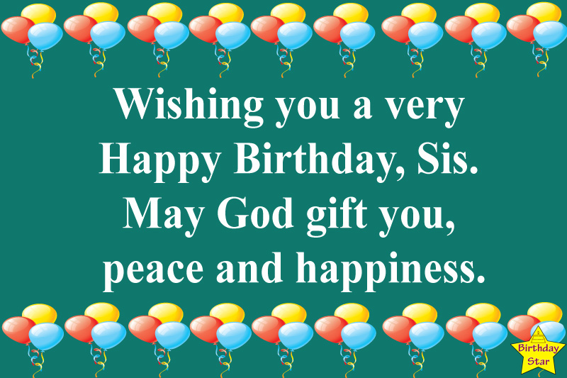 birthday quotes for elder sister from brother