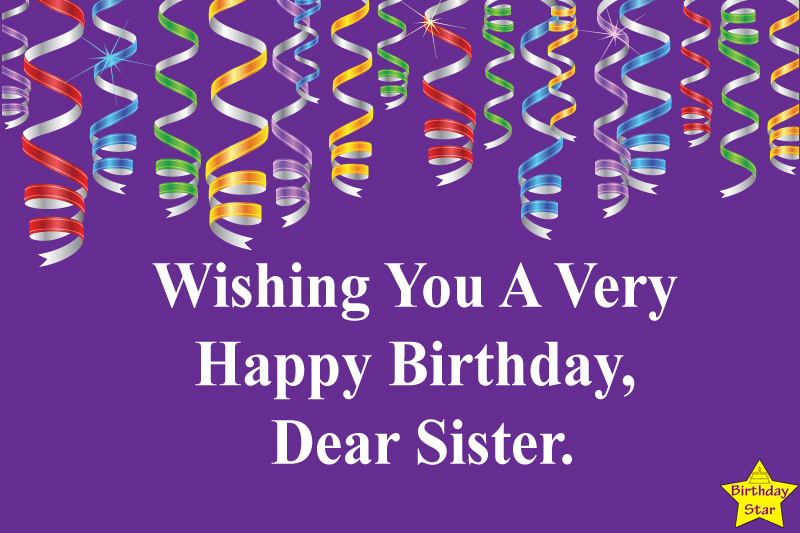 birthday quotes for elder sister from younger brother