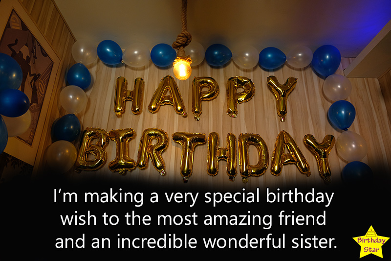birthday quotes for younger sister