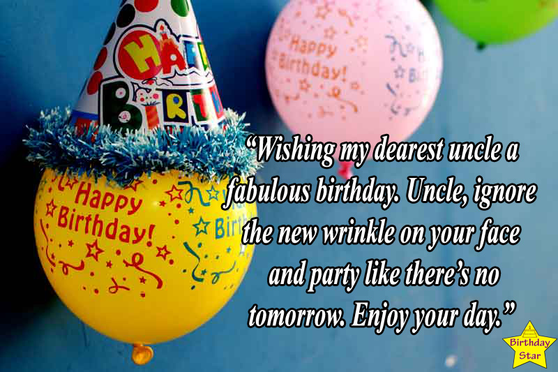 funny happy birthday quotes for uncle