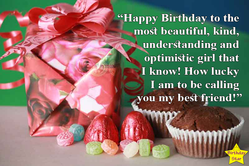 happy birthday quotes for a special female friend