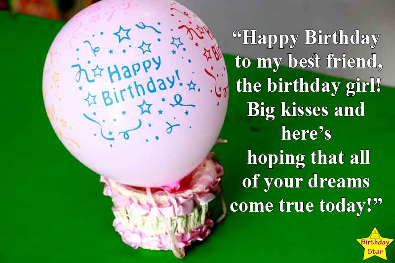 happy birthday quotes for my best female friend