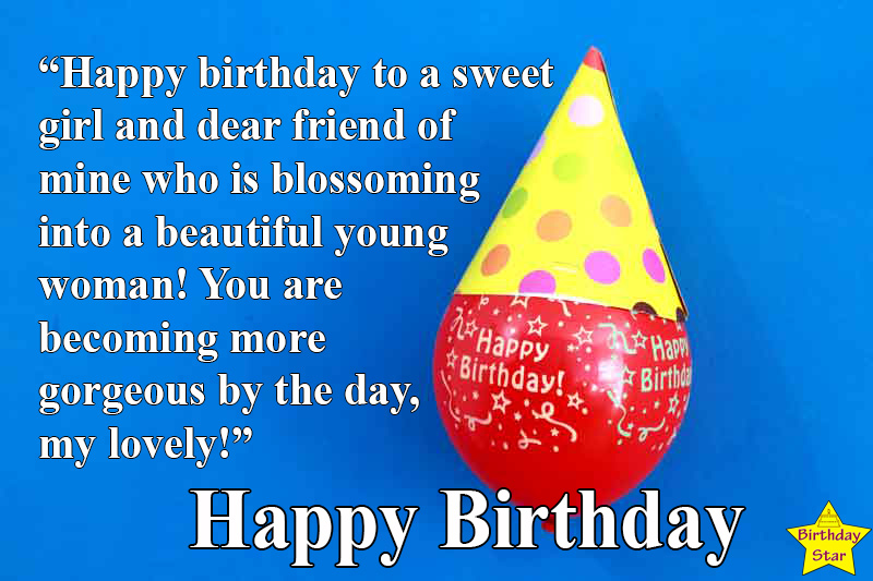 happy birthday quotes for my female friend
