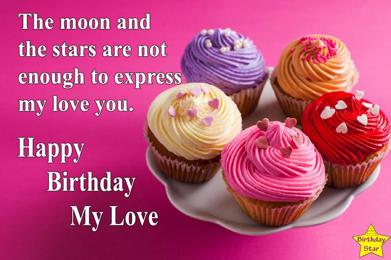 romantic happy birthday love
