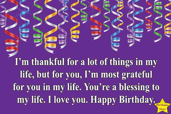 113 Long Distance Birthday Wishes Quotes For Boyfriend