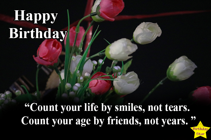 birthday images with flowers and quotes for boyfriend