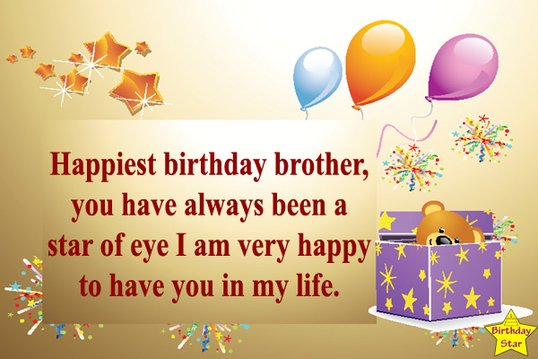 birthday message for elder brother