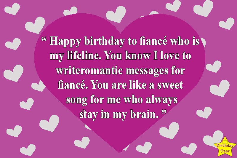 birthday quotes for fiance female
