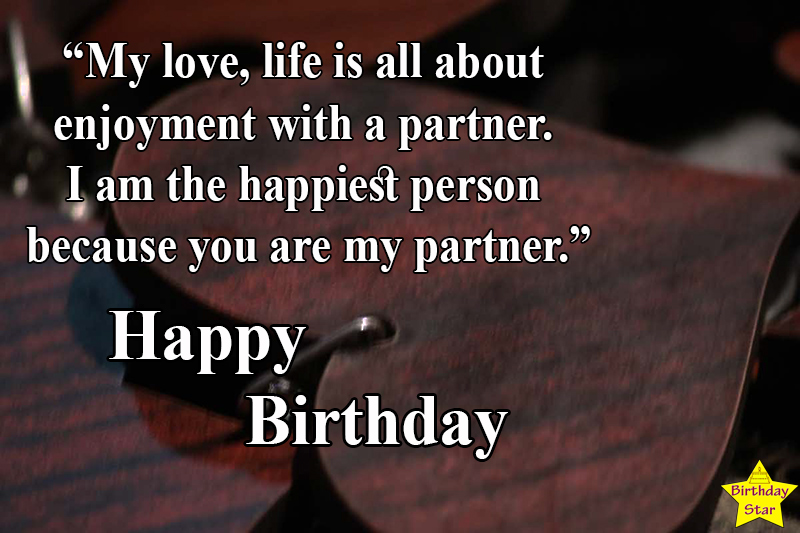birthday quotes for fiance male from future wife