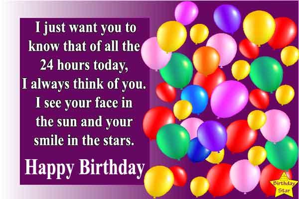 birthday wishes for long distance boyfriend