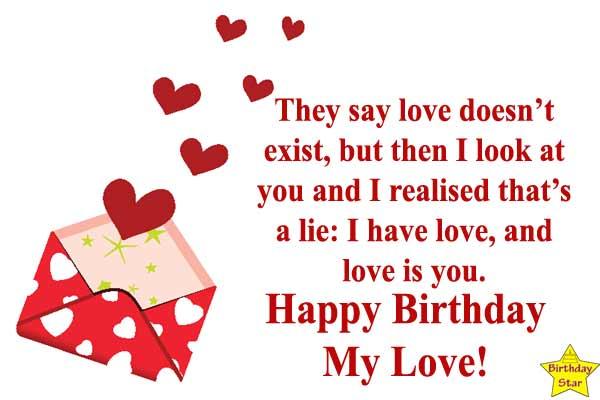 distance birthday wishes for boyfriend