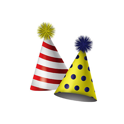 Birthday Hat Clipart Two
