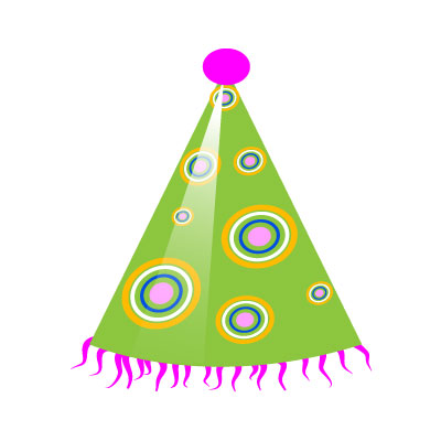 Birthday Hat Clipart party