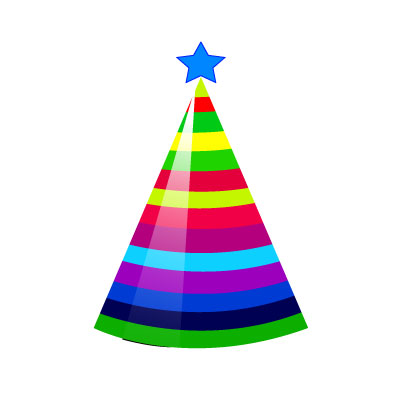 Birthday Party Hat Clipart Free