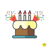 birthday cake clipart free