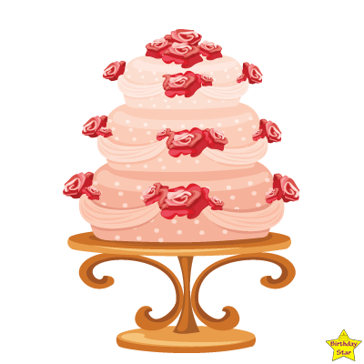 birthday cake clipart no background