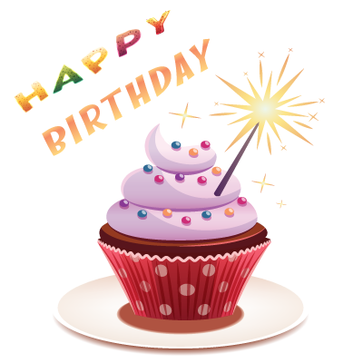 birthday cake clipart transparent