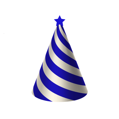 birthday cap png