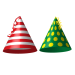 birthday hat clipart transparent background