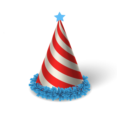 birthday hat png
