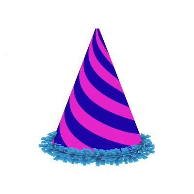 birthday hat transparent