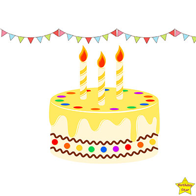 free birthday cake clipart images