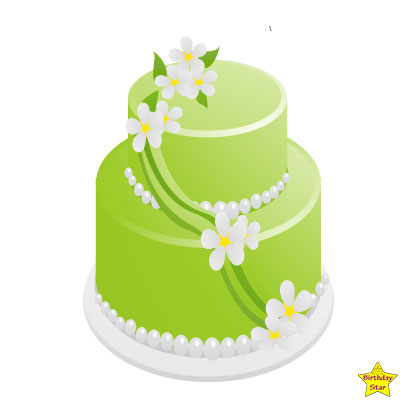 happy birthday cake clipart without candles download