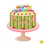 happy birthday party clip art download