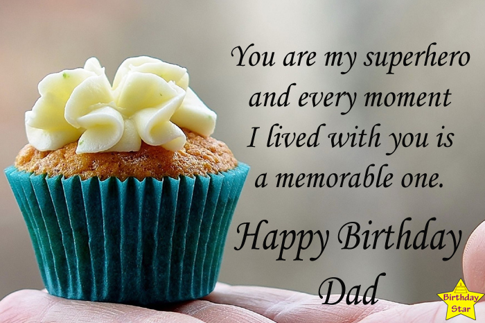 Birthday wishes for dad quotes