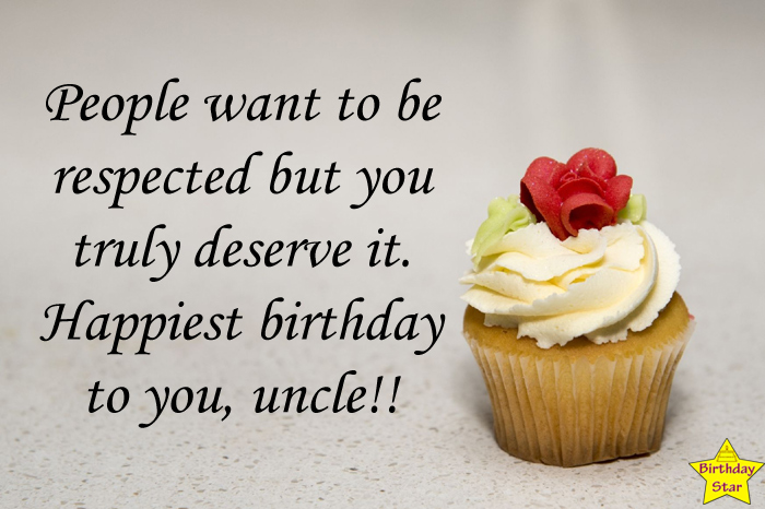 Birthday wishes for mentor uncle