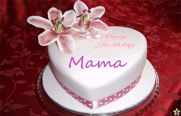 Happy birthday Mama Image