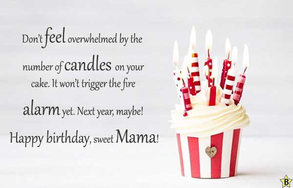 Happy birthday Mama Images