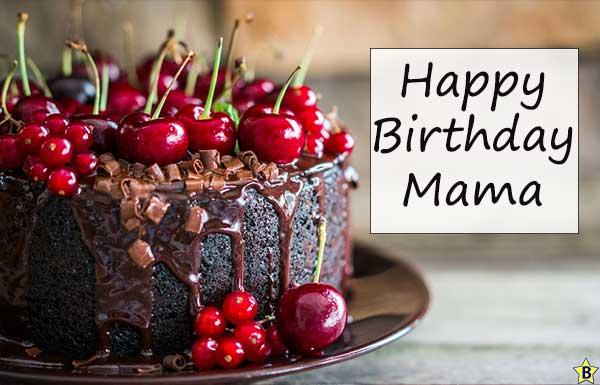 Happy birthday Mama pics