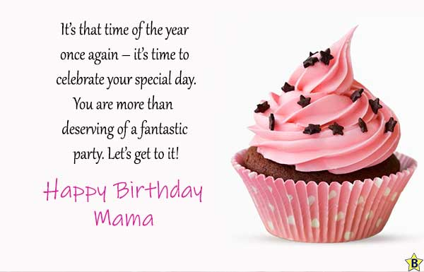 Happy birthday Mama picture