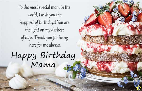 Happy birthday Mama pictures